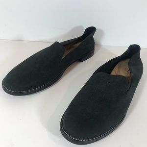 NWOT-Sperry Black Leather  seaport Levy loafer